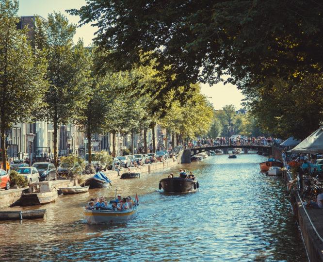 Viva Hollandia op zomervakantie in eigen land