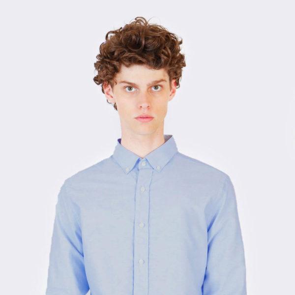 oxford 5 blauw
