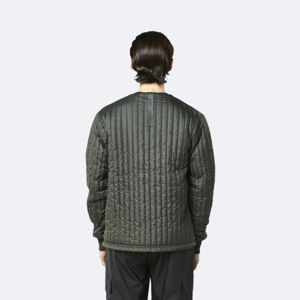 rains jacket groen 2
