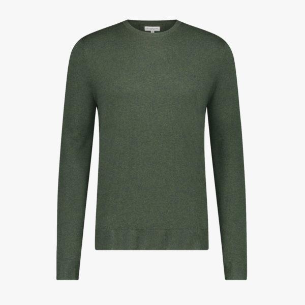 mcgregor c neck sweater groen