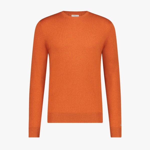mcgregor c neck sweater oranje