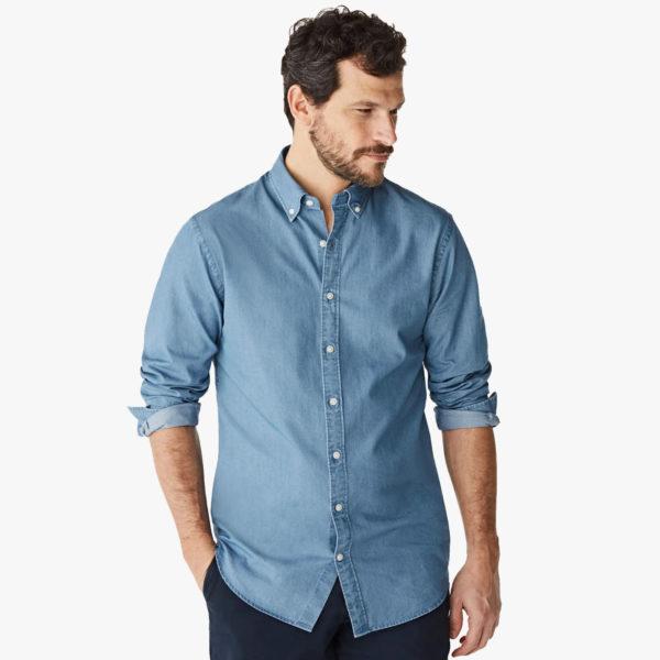 mcgregor denim shirt def 2